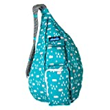 KAVU Rope Sling Bag Polyester Shoulder Backpack - Camp Life