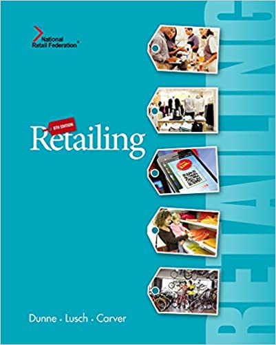 Amazon retailing 9781133953807 patrick m dunne robert f retailing 8th edition fandeluxe Images