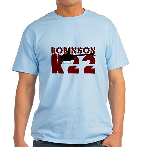 (CafePress Robinson R22 Light T-Shirt 100% Cotton T-Shirt)