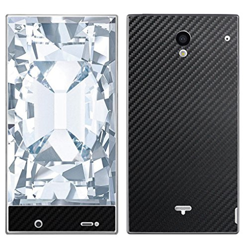 sharp aquos crystal carbon fiber - 6