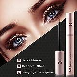 Natural Eyelash and Brow Growth