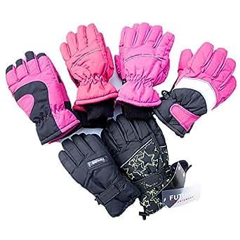 Amazon.com : SHLMM Waterproof Ski Gloves Winter Warm