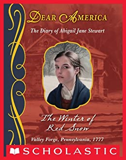 The Winter of Red Snow (Dear America) by [Gregory, Kristiana]