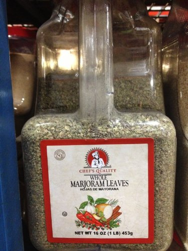 Chef's Quality Marjoram 1 LB by Chef's Quality