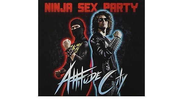 Attitude City by Ninja Sex Party: Ninja Sex Party: Amazon.es ...