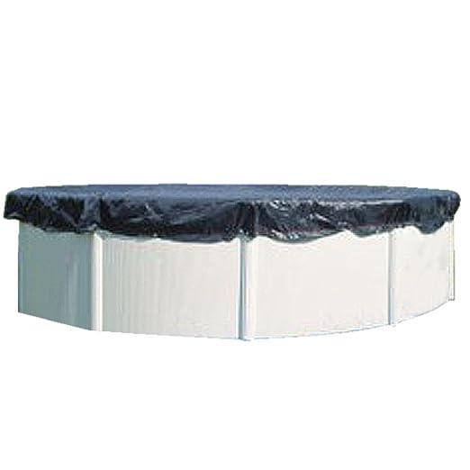 2 opinioni per Gre CIPR351- Copertura invernale per piscina tonda Ø 360/350- 100 g/m