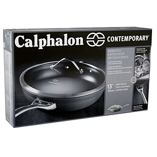 Calphalon Contemporary Hard Anodized Aluminum Nonstick