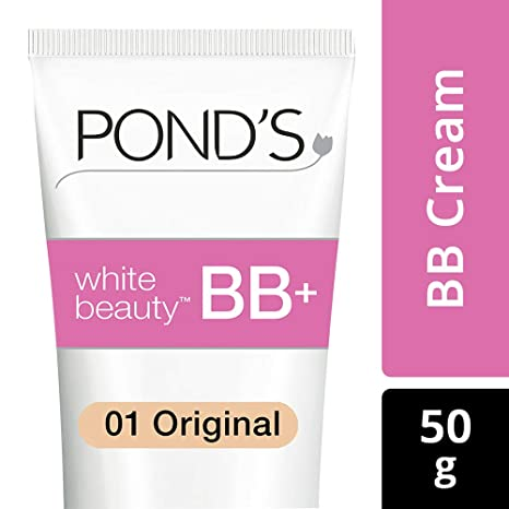 Pond's White Beauty BB+ Fairness Cream 01 Original, 50 g