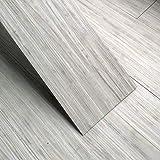 Takarafune フローリング 床デコ フロアタイル 接着剤不要 木目 床 防水シート 床材 貼るだけフローリングタイル 36枚セット