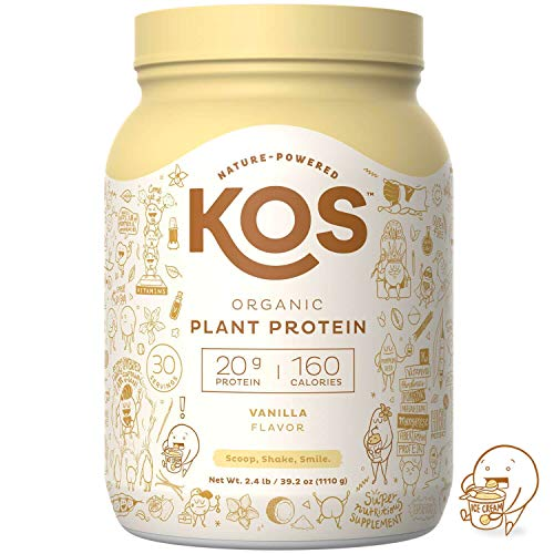 KOS Organic Plant Based