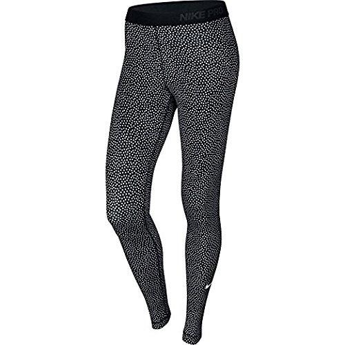 Nike Pro Hyperwarm Damen Kompressionsstrumpfhose Schwarz Wei? 685125 010 (xs)