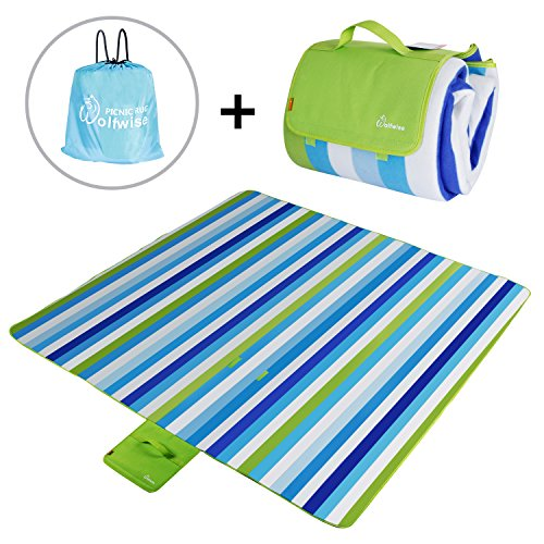 WolfWise Picnic Blanket Outdoor Camping