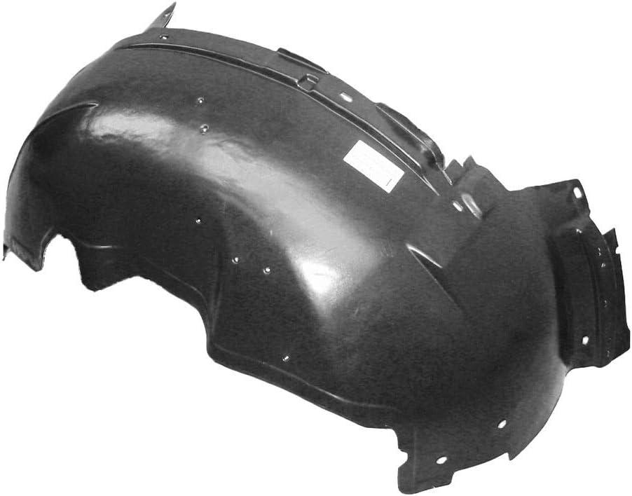 KA LEGEND Front Driver Left Side Fender Liner Inner Panel Splash Guard Shield for GMC 2001-2007 15132711 GM1248165