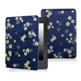 Case for kindle paperwhite-Original Design Case Skin with Auto Wake / Sleep for kindle paperwhite (Fits 2012, 2013, 2015 and 2016 Versions) (Cherry blossoms)