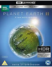 Save on Planet Earth II [4k UHD + Blu-ray] and more