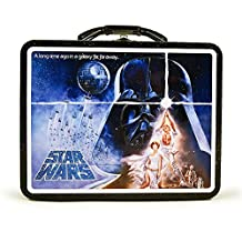 Star Wars Tin Lunch Box - A long time ago in a galaxy far, far away...
