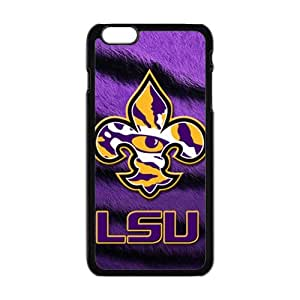 LSU cartoon lovely pet Cell Phone Case for iPhone plus 6