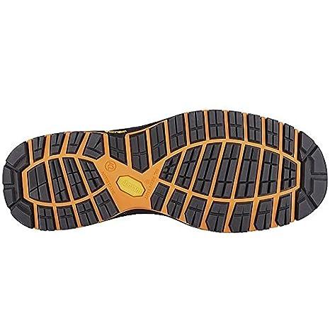 Solid Gear sg7300241 Falcon - Zapatos de seguridad S3 talla 41 NEGRO/NARANJA: Amazon.es: Bricolaje y herramientas