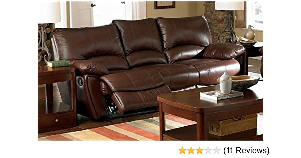 Amazon.com: Coaster Home Furnishings Casual Motion Sofa, Dark Brown:  Kitchen U0026 Dining