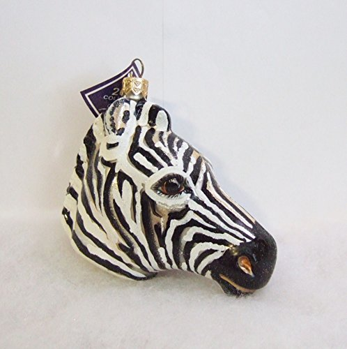 Slavic Treasures WIL081009 Zebra Head