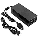Upgraded Version Xbox One Power Supply Brick Cord, WEGWANG Quiet Ac Adapter Power Supply for Xbox One, Great Charging Accessory Kit with Cable for Xbox One Power Supply - A Must-Have for Xbox One