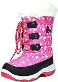 arctiv8 Little Kid Nordic Pink Knee High Winter Snow Boots Size 13 M US Little Kid