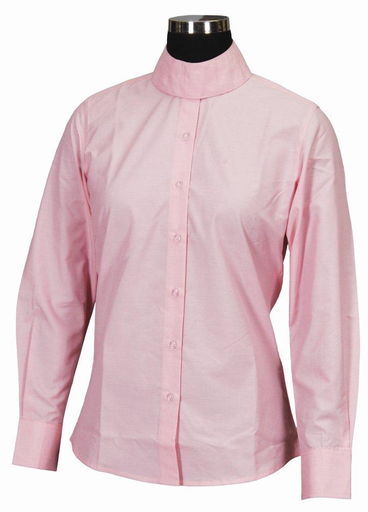 【送料無料/新品】 TuffRider ガールズ B002IM8IYI スターター TuffRider 長袖 ショー シャツ B002IM8IYI 14|ピンク シャツ ピンク 14, タングーンShop:e1e62d59 --- svecha37.ru
