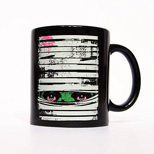 Zombie Coffee Mug, Halloween Mug, Monster, Coffee Cup, Walking Dead Mug