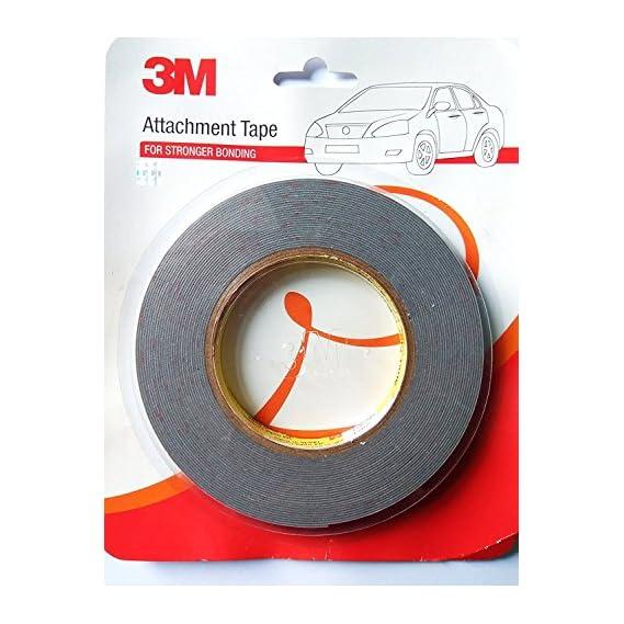 Motofier Autofier 3M Automotive Double Sided Attachment Tape for Stronger Bonding