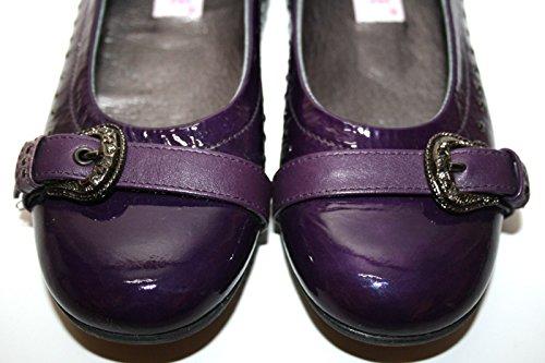 Cherie , Ballerines pour fille Violet ViOlett (dunkelilla) 31