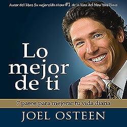 Lo Mejor De Ti [Become a Better You]