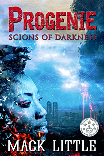 Progenie (Scions of Darkness Book 1) by [Little, Mack]
