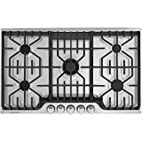 Frigidaire Professional FPGC3677RS 36'' Gas Cooktop in Stainless Steel