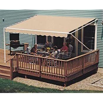 Delicieux 18FT SunSetter Sand 1000XT Retractable Awning