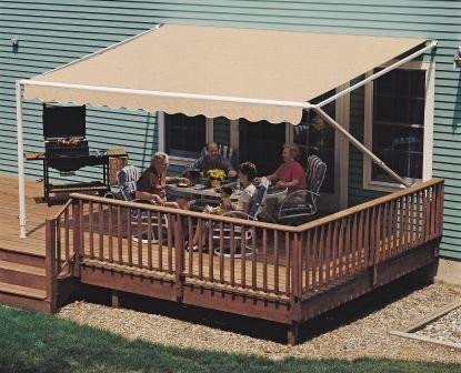 motorized retractable awning rare image size awnings patio of electric full manual best prices sunsetter menards reviews price