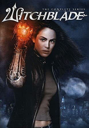 Amazon com: Witchblade: The Complete Series: Yancy Butler