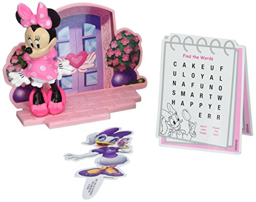 Decopac Minnie Mouse Happy Helpers DecoSet Cake