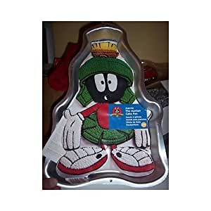Marvin The Martian Cake Pan