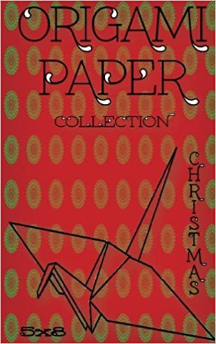 Origami Paper Origami Designs Christmas 5x8 54 Pages Matte Cover