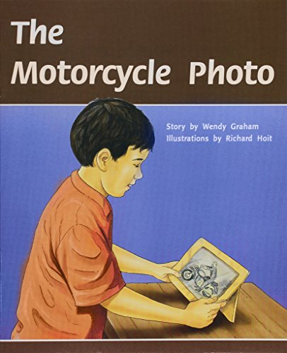 Rigby PM Plus: Individual Student Edition Gold (Levels 21-22) The Motorcycle Photo