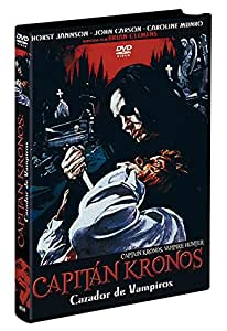 Capitán Kronos, cazador de vampiros DVD