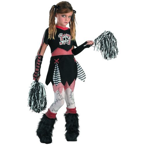 Cheerless Leader Child Costume - Medium