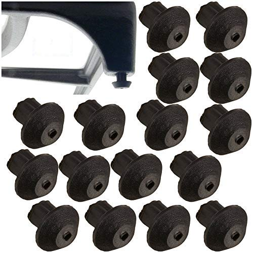 First4Spares Grate Rubber Feet , Foot For GE General Electric WB02T10461 pack of 16