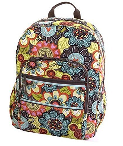 Vera Bradley Mickey Perfect Petals Backpack
