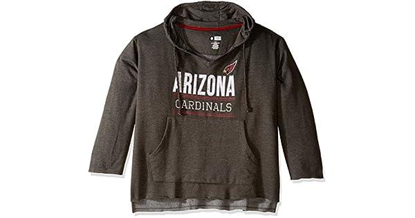 Amazon.com: NFL Arizona Cardinals V muescas Pullover Capucha ...