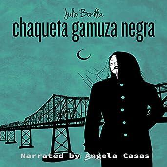 Chaqueta Gamuza Negra [Black Suede Jacket]
