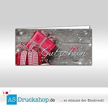 Weihnachtsessen Zu Zweit.Gutschein Weihnachten Restaurant Geschenk Format Din Lang