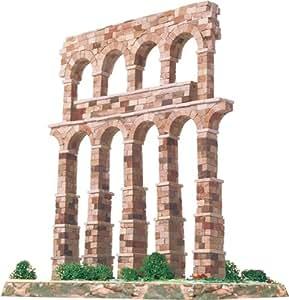 MAQUETA A ESCALA HOBBY-CONSTRUCCIONES: ACUEDUCTO DE SEGOVIA, ESCALA 1:135, AEDES_1253