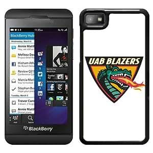 NCAA UAB Blazers 4. Black Popular Custom Design Blackberry Z10 Phone Case