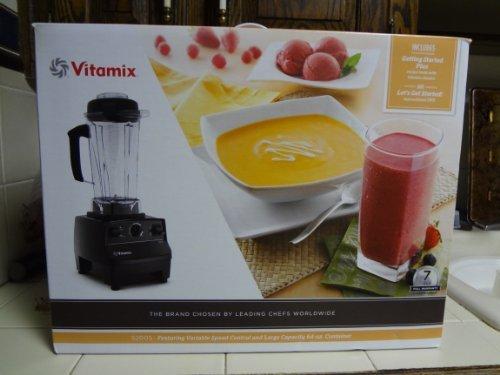 Vitamix 5200S - 7 YR WARRANTY Variable Speed Countertop Blen